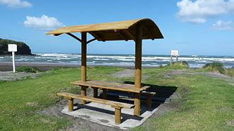 Opunake - Opunake Beach
