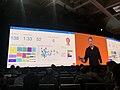 Oracle Analytics Cloud Dashboard by Benjamin Arnulf presented by Larry Ellison.jpg