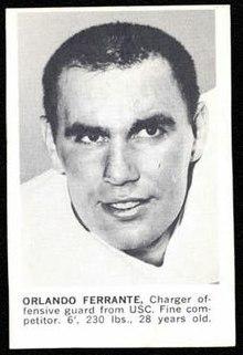 Ron Norris Ford >> Orlando Ferrante - Wikipedia