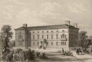 Joseph Soul - The Orphan school in the 19th century