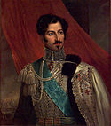 Oscar I porträtterad 1836 von Fredric Westin.jpg