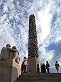 Oslo, Vigeland Park, Monolith Plateau (04).jpg
