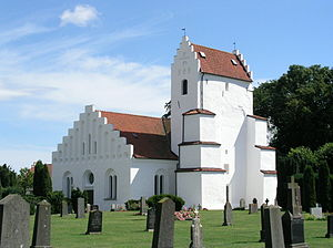 Östra Hoby Church - Östra Hoby Church