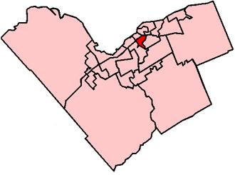 Capital Ward - Image: Ottawa capital
