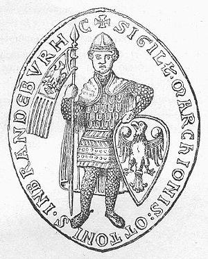 Otto II, Margrave of Brandenburg - Image: Otto II, Margrave of Brandenburg