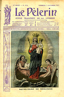 <i>Le Pèlerin</i> French weekly news magazine