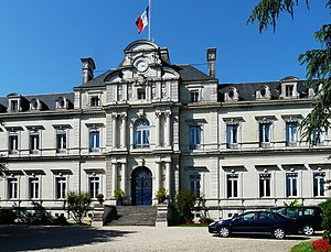 Dordogne - Prefecture building of the Dordogne department, in Périgueux
