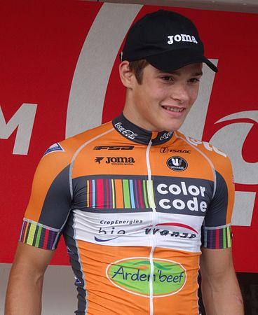 Péronnes-lez-Antoing (Antoing) - Tour de Wallonie, étape 2, 27 juillet 2014, départ (C017).JPG