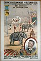 P.T. Barnum's greatest show on earth, and great London circus, Sanger's Royal British menagerie & grand international allied shows LCCN99471610.jpg