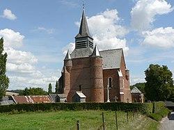 P1040084WK église fortifiée de Burelles.JPG