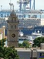 P1190230 - המסגד על רקע נמל חיפה.JPG