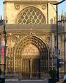 P1210516 Paris X église Saint-Laurent-portail rwk.jpg