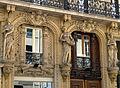 P1260019 Paris VIII rue de Miromesnil n51 et 51bis rwk.jpg
