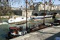 P21 Paris Seine River Quai de Conti and Old Pont Neuf (5639720691).jpg