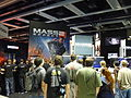 PAX 2009 - Mass Effect 2 booth (3899545854).jpg