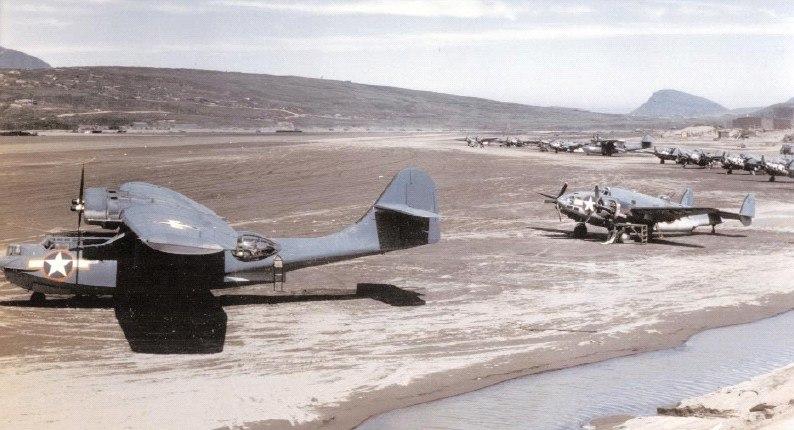 PBY-5A PV-1 Aleutians 1943