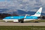 PH-BGO Boeing B737-7K27W B737 - KLM (22694190064).jpg
