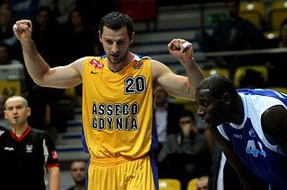 Polish basketball player