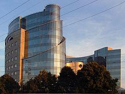 Siedziba Telewizji Polskiej w Warszawie