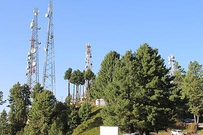 PTV Rebroadcast Station Thandiani,Abbottabad,Pakistan (photo by M.Saeed Ul Hassan Raza, iammshr ).jpg