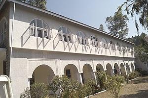 Arki Fort - Image: PWD rest house, Arki,Himachal Prades,India