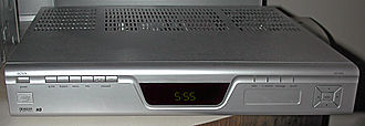Set-top box - Pace Micro Technology DC757X Set top box