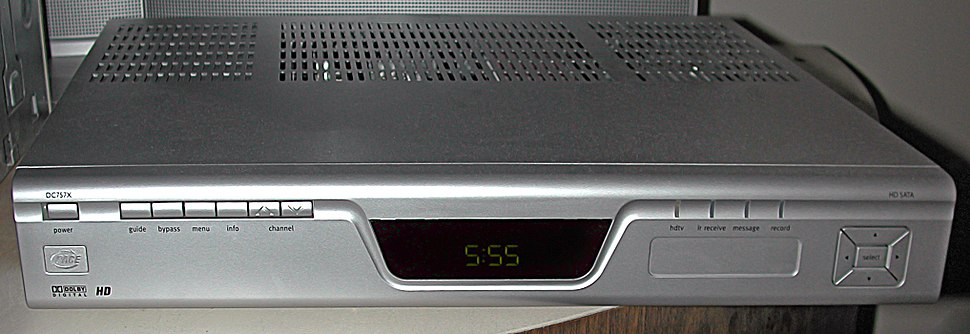Pace DC757X cable box mod