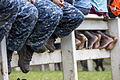Pacific Fleet Band performs at ceremony in Arawa, Papa New Guinea 150703-M-DN141-921.jpg
