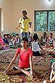 Padmasana - Yoga Class - Chamrail - Howrah 2013-08-24 2071.JPG