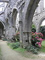 Paimpol (22) Abbaye de Beauport Abbatiale 12.JPG