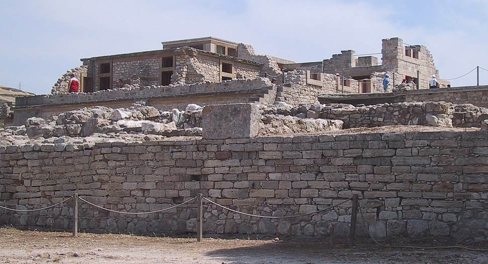 Palace of Knossus