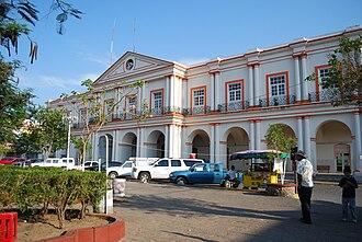 Tehuantepec - Municipal palace of Tehuantepec