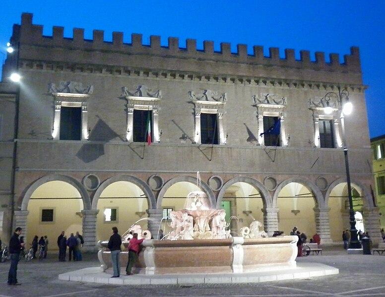 Palazzo Ducale Pesaro