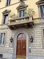 Palazzo jennings riccioli dal lungarno 02 portale.JPG