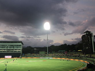 Pallekele International Cricket Stadium - Image: Pallekele International Cricket Stadium