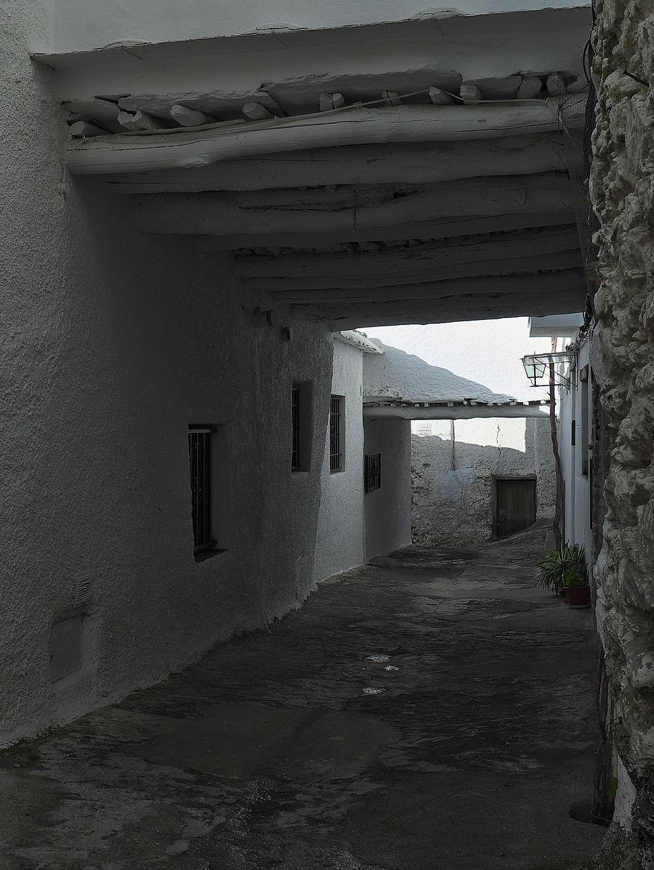Tinao en Pampaneira