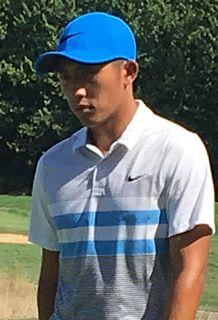 Pan Cheng-tsung Taiwanese professional golfer