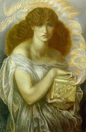 Pandora's box - Image: Pandora 1879