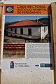 Panel informativo del antiguo Hospital de Peregrinos, Soto de Luiña.jpg
