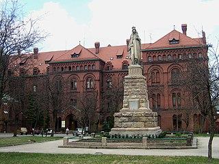 Ligota-Panewniki Katowice District in Silesian Voivodeship, Poland