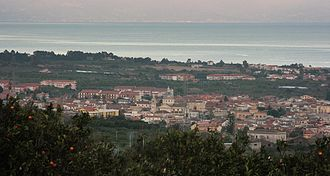 Mascali - Image: Panorama Mascali