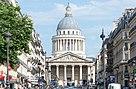 Panthéon fra Rue Soufflot, Paris 27. maj 2017.jpg