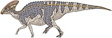 Parasaurolophus with frill.jpg