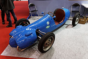 DB (car) - 1950 DB Racer 500