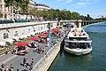 Paris Plages 2016 sur la Voie Pompidou à Paris le 14 août 2016 - 28.jpg