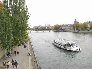 Water privatization - The water supply of Paris was operated by two private companies from 1985 to 2010, each serving one half of the city.
