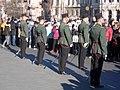 Parlamenti díszőrség és a nézősereg, 2017 Lipótváros.jpg