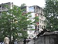 Part of the building has collapsed - panoramio.jpg