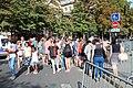 Parvis Notre-Dame fermé par la police à Paris le 14 août 2016 - 07.jpg