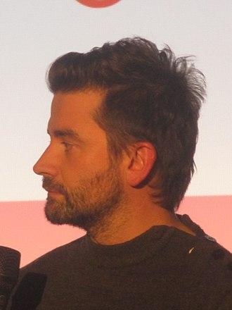 Pascal Cervo - Pascal Cervo in November 2017